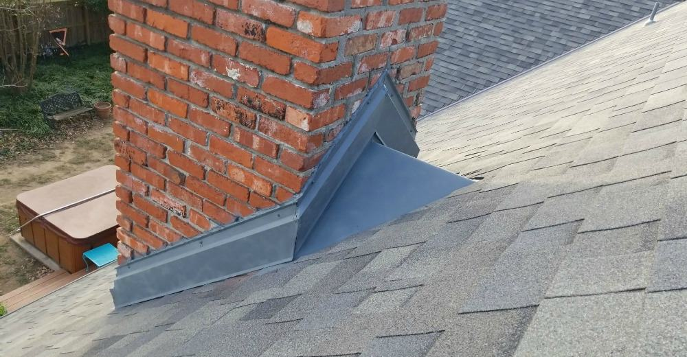 Brick Chimney Leak Problems | Whirlwind Roofing and Construction