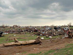 Moore tornado aftermath