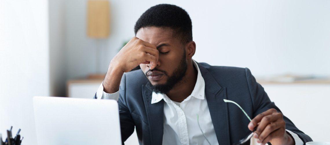 Insurance claim stress