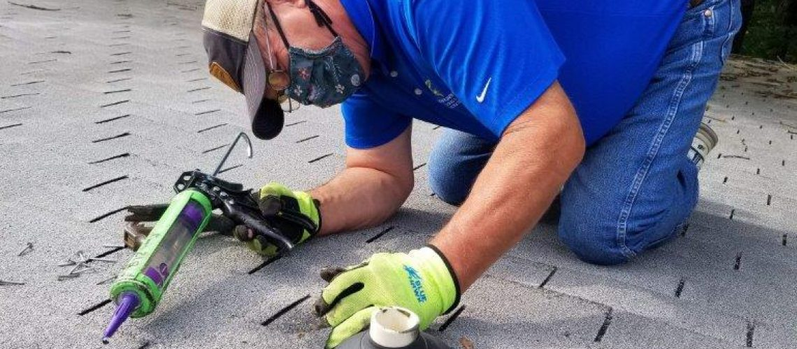 Whirlwind Roofing social distancing repair (2)